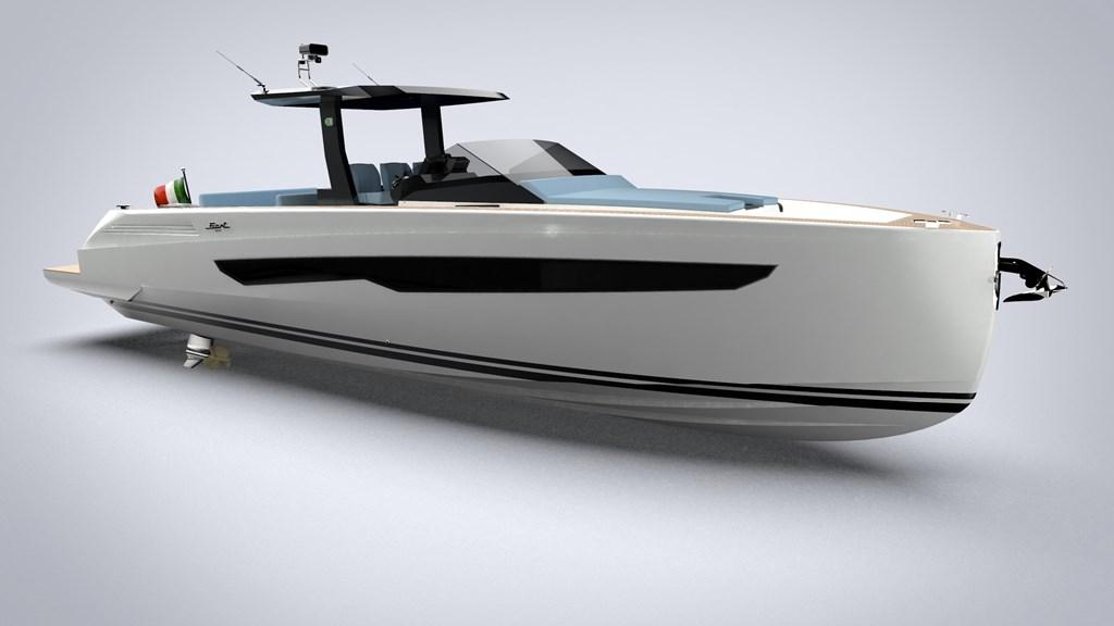 Fiart Seawalker 43: innovazione Fiart Mare