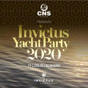 Invictus Yacht Party 2020
