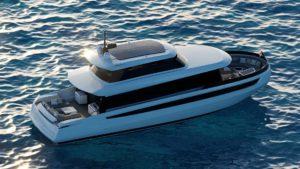 Cetera 60: il primo yacht multispace di sempre